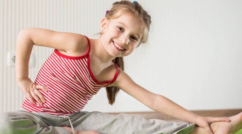 Yoga pour enfant : principes et postures